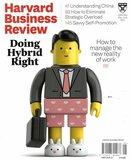 Harvard Business Review Magazine_