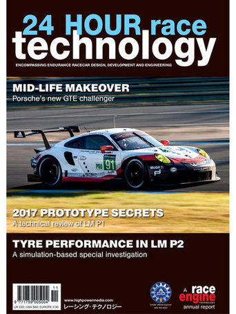 24 Hour Race Technology Magazine
