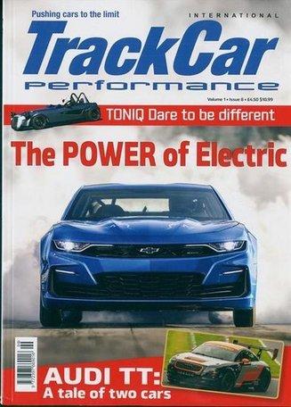 Track Car Performance Magazine