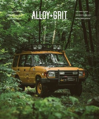 Alloy & Grit Magazine