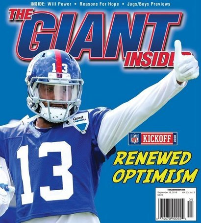 The Giant Insider Magazine