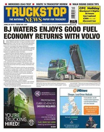Truckstop News Magazine