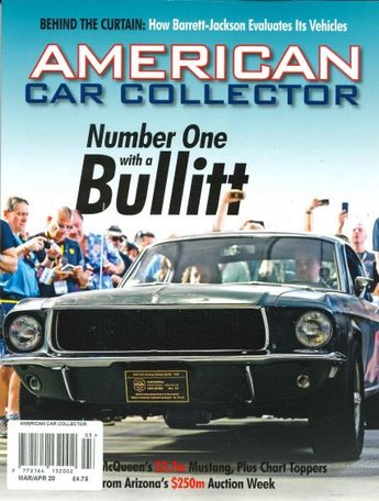 American Car Collector Magazine