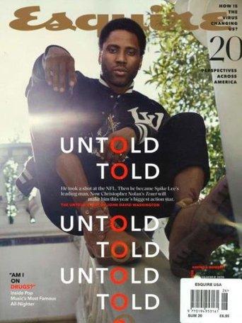 Esquire (USA) Magazine