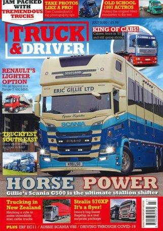 Truck & Driver Magazine